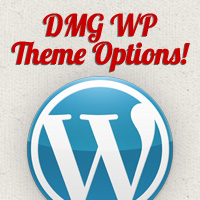 DMG WordPress Theme Options